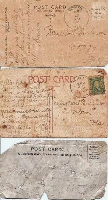 Boggy Post Cards