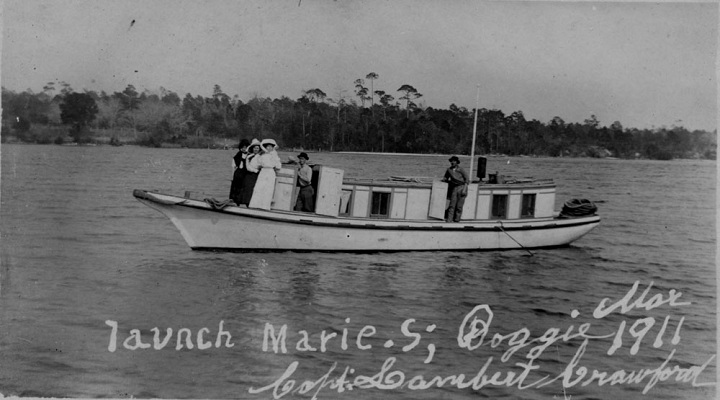 Marie S. Launch